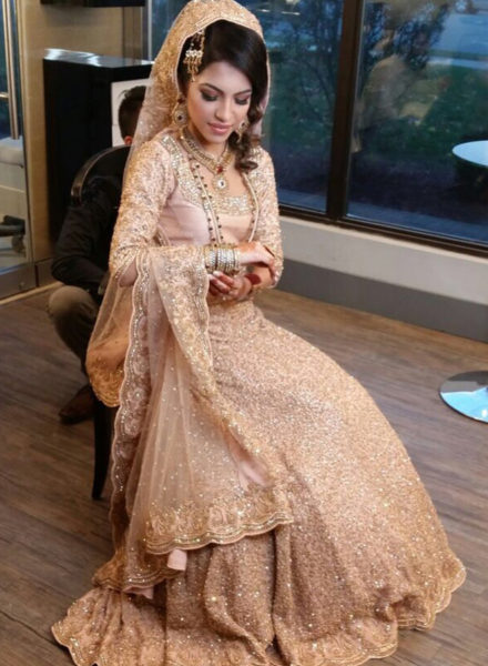 Ceremony Bridal Lengha